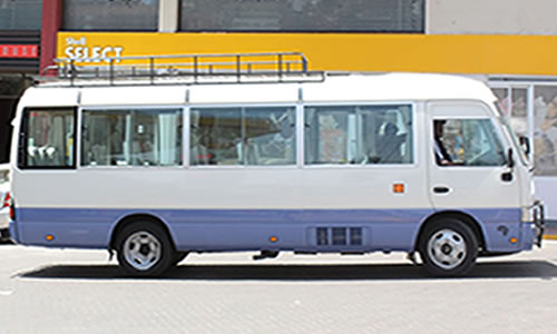 22-40 seater Buses